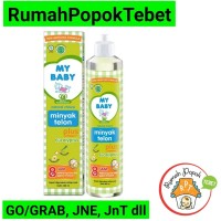 My baby Minyak Telon Plus 145 ml