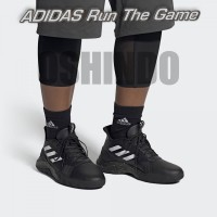 Sepatu Basket Adidas Run The Game Original Asli