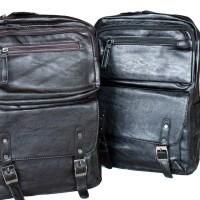 Tas Ransel Kulit Pria Kualitas Terbaik Backpack-929