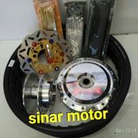 Velg Sepaket TDR Motor Matic Ring 14 Motor Beat - Vario 125 - 150