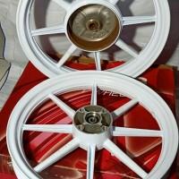 Velg Racing RCB SP 811 Palang 8 ring 14 tapak lebar motor mio sport