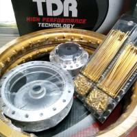 Velg paketan Tdr. ring 14-140-160 tromol. jari jari PnP. motor. Bea