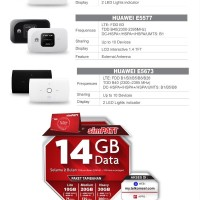 TERMURAH Mifi Modem Wifi Router 4G UNLOCK Huawei 5573 FREE Telkomsel