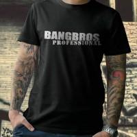 Kaos Unik Combed 30 Distro Bangbros Bang Bros Professional Polos