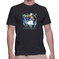 Kaos T Shirt Distro Sword Art Online Alice Zuberg P1571