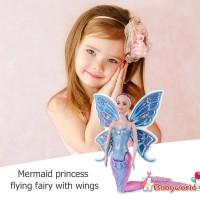 New Mainan Putri Duyung / Mermaid Klasik Ajaib untuk Anak Perempuan