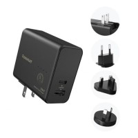 Tronsmart 2in1 Universal Wall charger VoltiQ and power bank 5000mAh