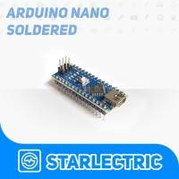 Nano V3.0 - Arduino Nano Complatible ATmega328p Pin Soldered