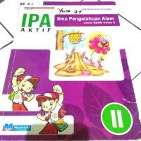 buku pelajaran IPA (ilmu pengetahuan alam) untuk SD kelas 2