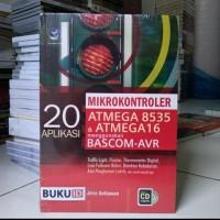 20 Aplikasi Mikrokontroler ATMega 8535 & ATMega 16 Menggunakan Bascom