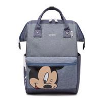 Tas Perlengkapan Bayi Ransel Diaper Bag Backpack Anello Mickey Mouse
