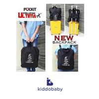 Ultima Pockit Stroller Backpack - Black