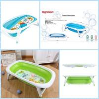 bak mandi Right Start Folding Bath Tub Bak Mandi Bayi Lipat bath tub