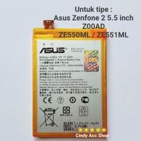 Baterai Original Asus Zenfone 2 5.5 Inch Z00AD ZE550ML ZE551ML