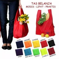 BAGGU / BAGCU Shopping Bag / TAS / Kantong Belanja Jinjing Lipat Modis