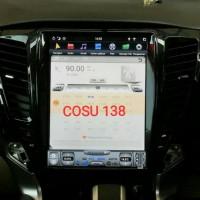 Anti Gores Premium Head Unit Model Tesla Custom Size