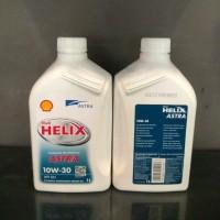Oli Shell Helix Astra SAE 10W-30 1Liter