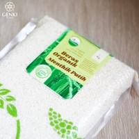 Beras Menthik Putih Organik ( Lingkar Organik) - 1kg