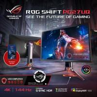 ASUS ROG Swift PG27UQ 27 4K GSYNC 144Hz HDR Gaming Monitor