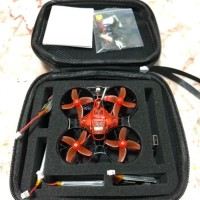 eachine TRASHCAN TC75 75 Mm Crazybee F4 Pro OSD 2S Whoop FPV DrONE