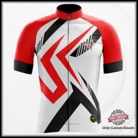 Jersey Kaos Baju Sepeda Trail MTB Dewasa Custom Fullprint