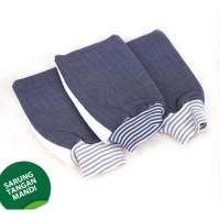 Sarung Tangan Pembersih Badan / washlap / Lap Lulur tubuh