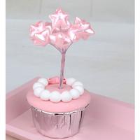 topper cake hiasan kue balon love / hias / kue ulang tahun