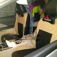 Sarung Jok Kulit Mobil Brio Agya Ayla Jazz Vios City Wagon R Yaris