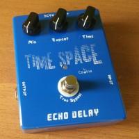 Caline CP-17 Time Space Echo Delay Pedal Efek Gitar Stompbox (NEW