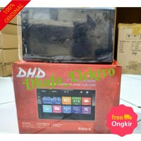 Tape Mobi DHD Head Unit Double din Universal & Mirror Link Audio mo