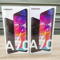 Samsung A70 Ram6/128GB New Garansi Resmi Sein Samsung Indonesia