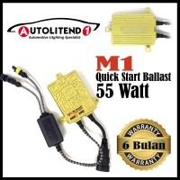 Ballast HID DC 55 Watt DIGITAL FAST BRIGHT BERGARANSI BY AutoliteND1