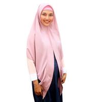 Jilbab - Hijab segi tiga - jilbab instant- kerudung instant - Hijab