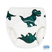 GREEN DINO Premium Re-useable Baby Training Pants/ Celana Dalam Popok - SIZE 80