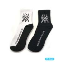 Sock IDDM - Logo Cross