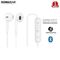 SonicGear Bluesport 1 Wireless Bluetooth Headset - Garansi 1 Tahun