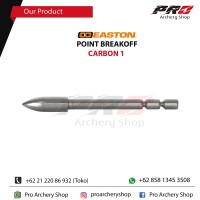 Point Arrow Breakoff Carbon One 120-100 Gr