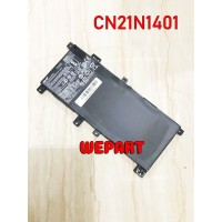 Baterai Asus X455 X455L X455LA X455LD A455 A455L C21N1401 Original Ori