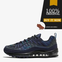 Sepatu Sneakers Original Sepatu Nike Air Max 98 SE - Blackened Blue