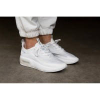 Sepatu Nike Air Max Dia Triple White Blue Premium Original Wanita