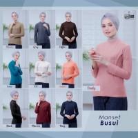 [ORIGINAL] Baju Kaos Wanita / Manset Ibu Menyusui (BUSUI)