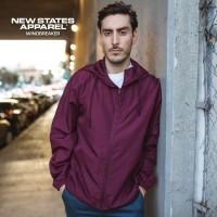 New States Apparel Windbreaker 9810