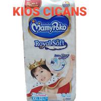MAMYPOKO Extra Dry Extra Soft Popok Perekat XXL32 XXL 32 diapers bayi