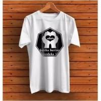 kaos dagelan doa t-shirt muslim - Putih, M