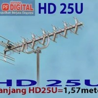 Antena TV Digital / Analog PF HDU 25 Very High Gain Antena HDU25