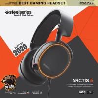 Steelseries Arctis 5 Black with 7.1 DTS X Surround