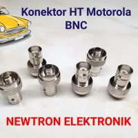 Konektor HT Motorola CP1660 CP1300 GP2000 Antena TO BNC
