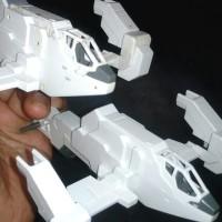 base jaber mg unicorn bandai junk