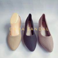 Sepatu Wanita Karet Jelly Balance B692