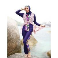 Baju Renang Wanita Muslimah Hijab Assila Original 03